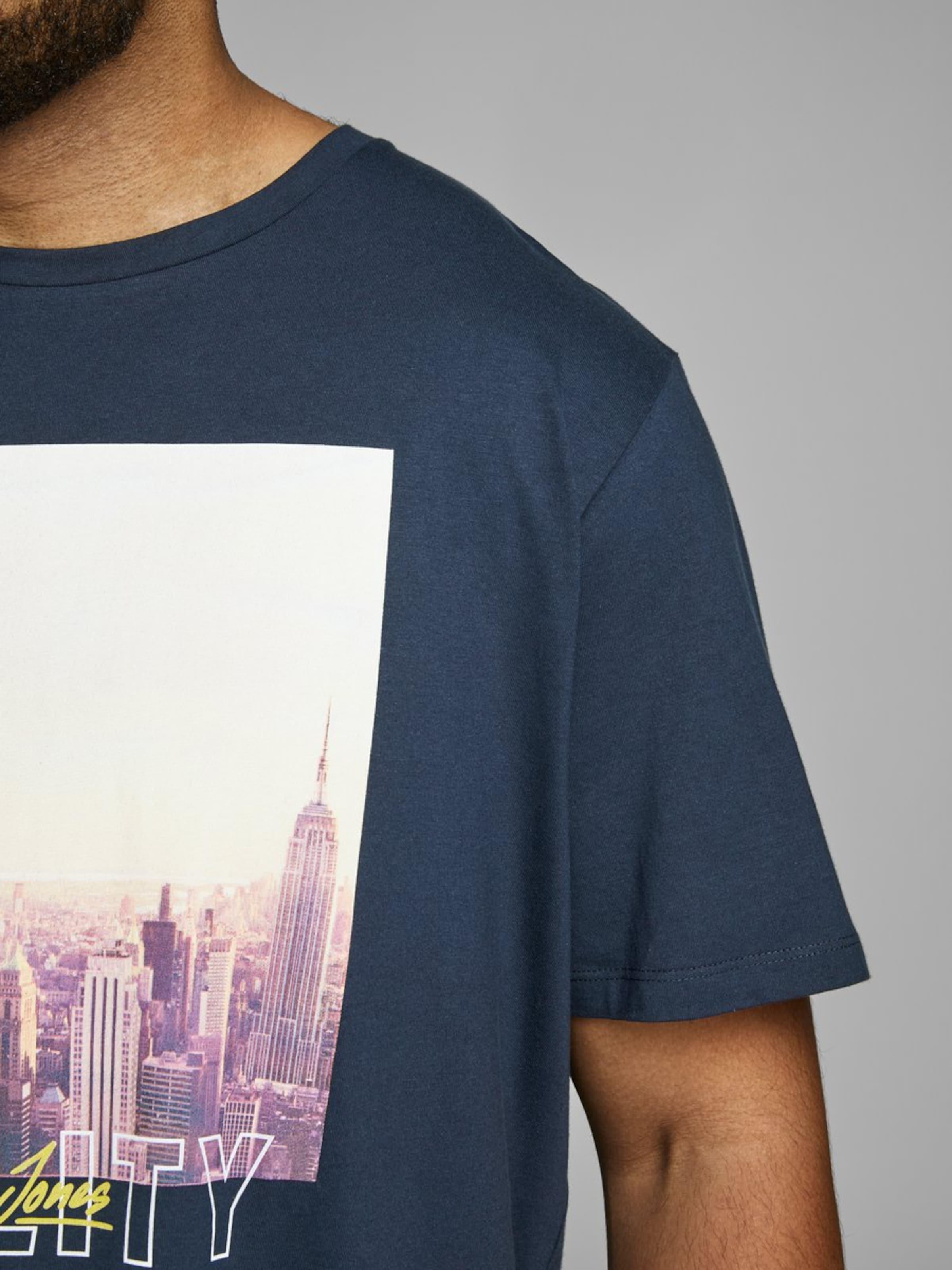 Jackamp; T In NachtblauMischfarben shirt Jones 3FT1clKJ