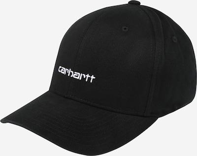 Carhartt WIP Cap 'Script' in schwarz / weiß, Produktansicht