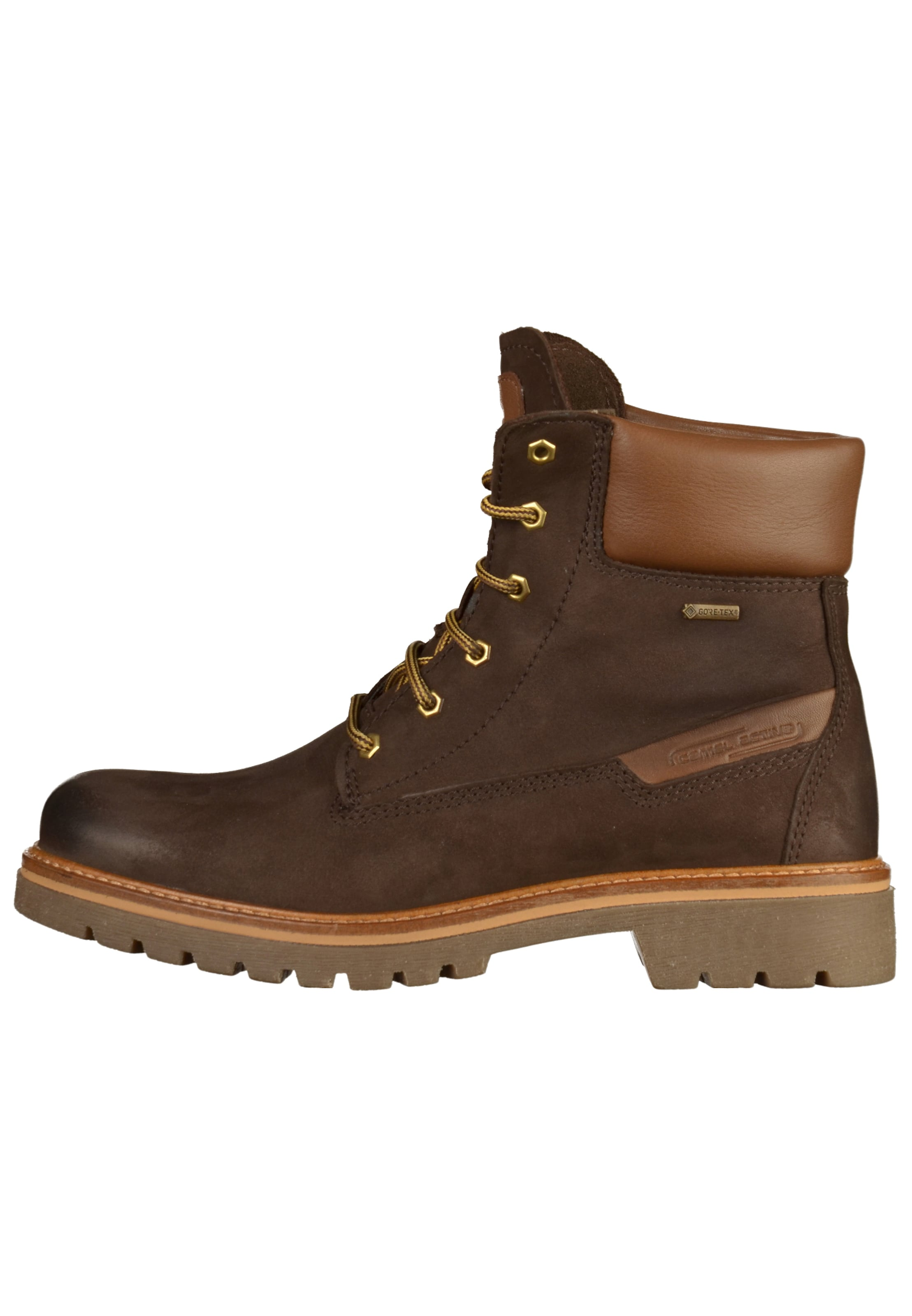 Braun Stiefelette Active Active In Camel Stiefelette In Camel 8nkZN0PXOw