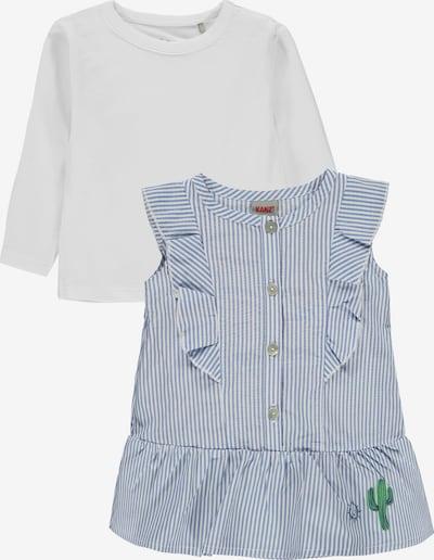 KANZ Kanz Kleid und Langarmshirt in mischfarben, Produktansicht