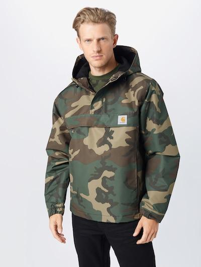 Carhartt WIP Jacke 'Nimbus' in grün / khaki / oliv: Frontalansicht