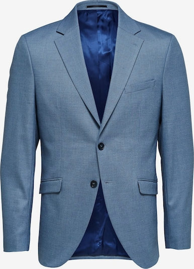 SELECTED HOMME Business-colbert in de kleur Blauw gemêleerd, Productweergave