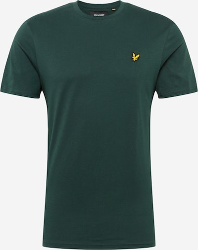 Lyle & Scott Shirt in dunkelgrün, Produktansicht