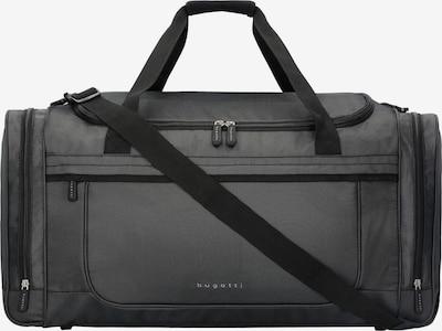 bugatti Reisetasche 'Lima' 65 cm in schwarz / weiß, Produktansicht