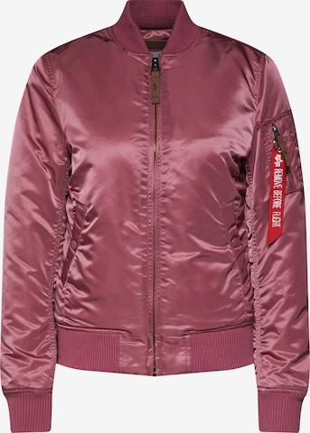 ALPHA INDUSTRIESPrijelazna jakna - roza boja