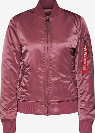 ALPHA INDUSTRIES Prechodná bunda - rosé, Produkt