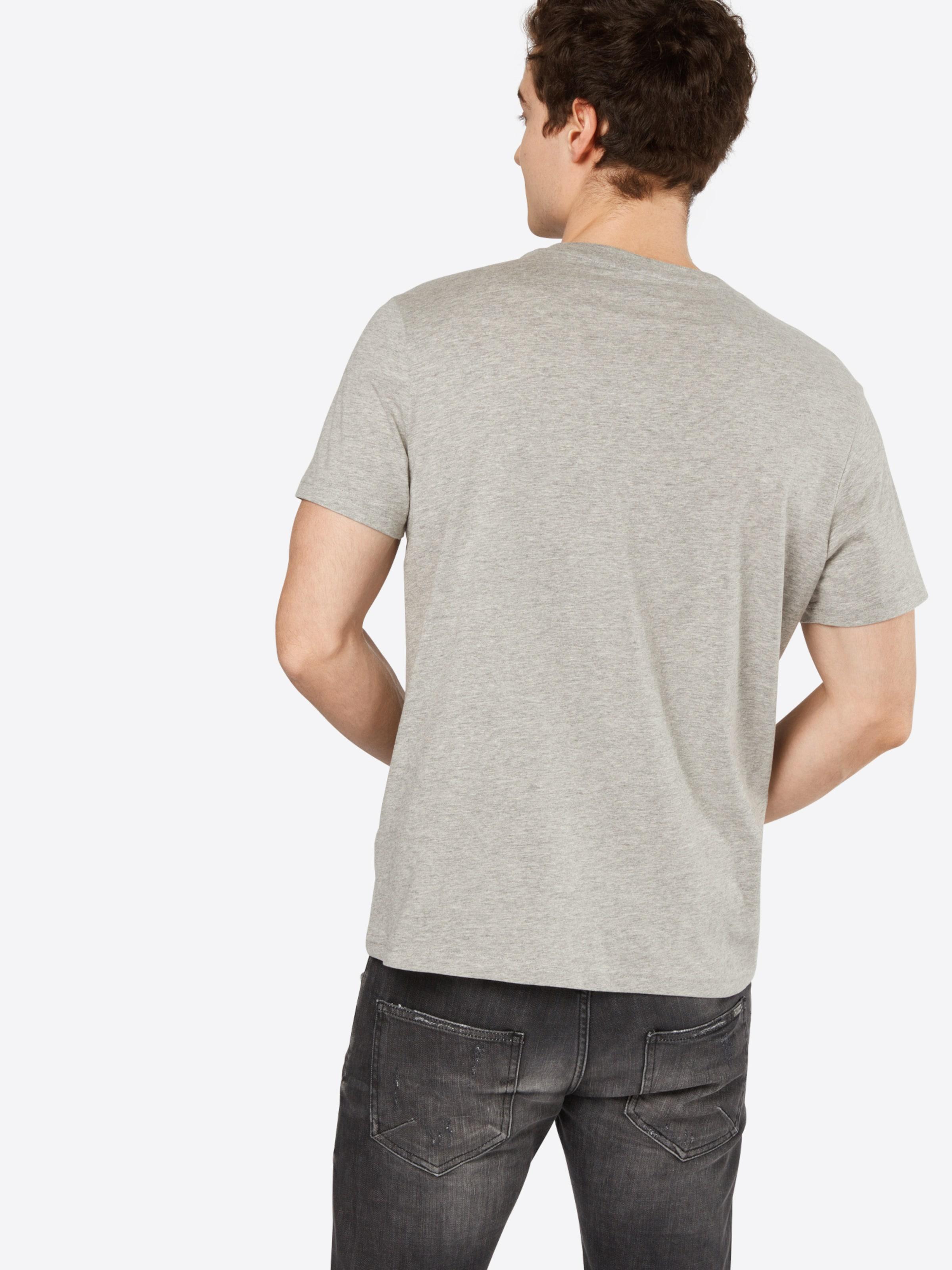 Champion Authentic Athletic Apparel T-Shirt mit Label-Print Auslass 2018 Unisex Online-Shopping Günstig Online Schnelle Lieferung Günstiger Preis PZmMr