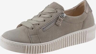 GABOR Sneaker in greige, Produktansicht