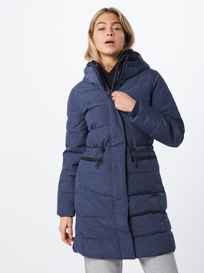 EDC BY ESPRIT Mantel '3M Thinsulate' in navy, Modelansicht