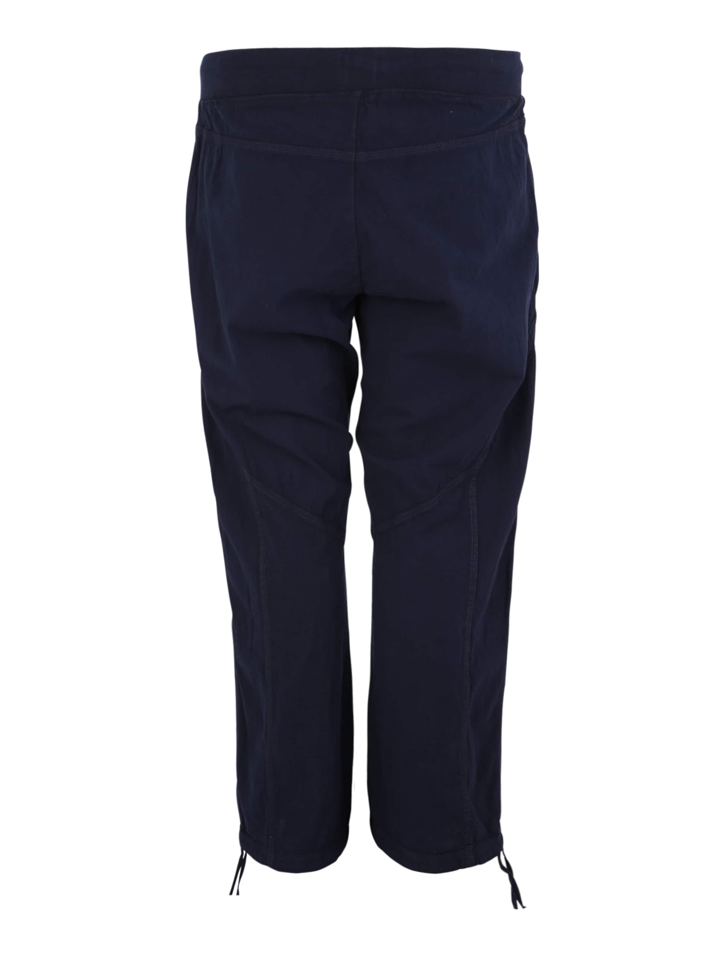 En 'mmarrakesh' Zizzi Bleu Foncé Pantalon AjL54R