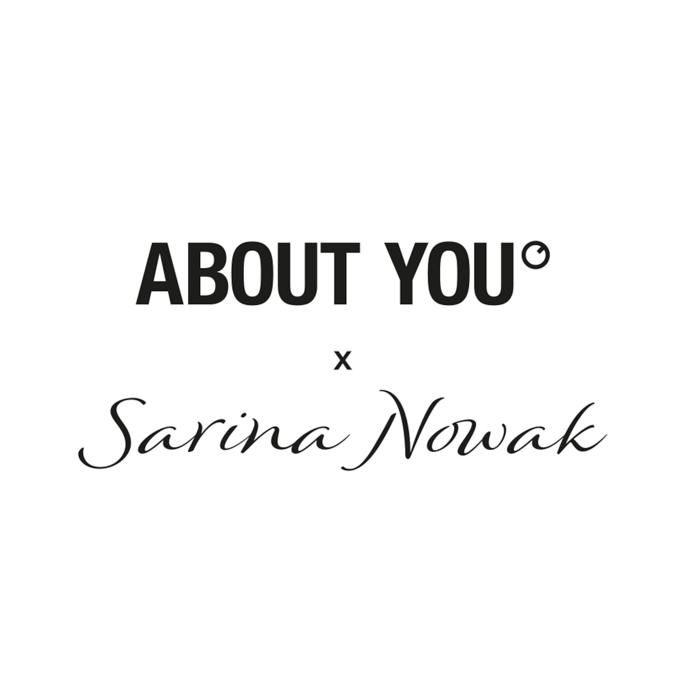 ABOUT YOU X Sarina Nowak
