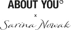 Logo ABOUT YOU X Sarina Nowak