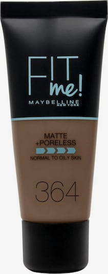 MAYBELLINE New York Foundation 'Fit me! Matte+Poreless' in brokat, Produktansicht