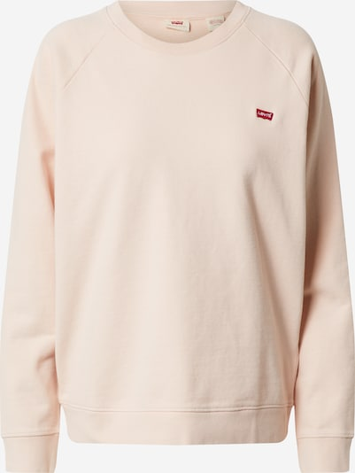 LEVI'S Sweatshirt 'Relaxed Crew' in Rosa JZZnxlLq