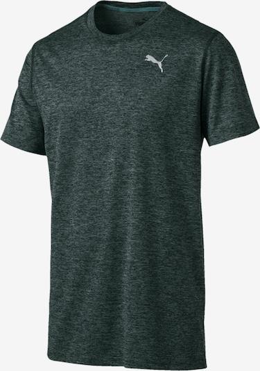 PUMA T-Shirt 'Ignite' in grünmeliert, Produktansicht