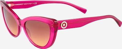 VERSACE Sonnenbrille in pink / transparent, Produktansicht