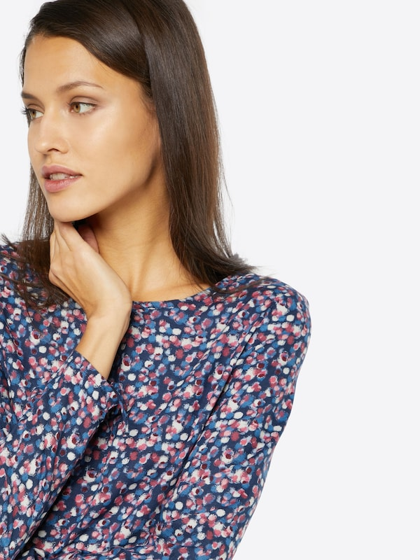 TOM TAILOR Bluse mit Muster