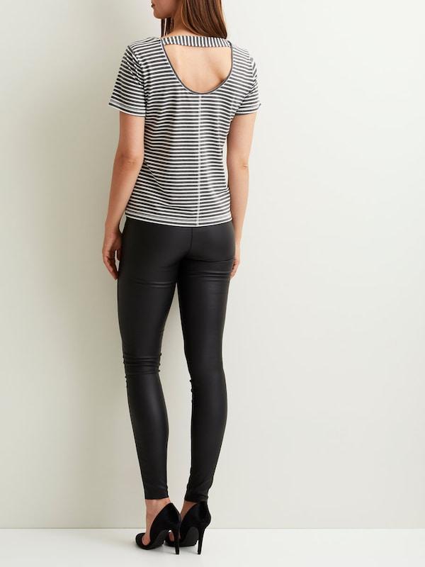 OBJECT Rückendetail-T-Shirt 'OBJLANA'