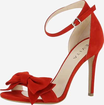 EVITA Sandalette 'Eva' in rot, Produktansicht