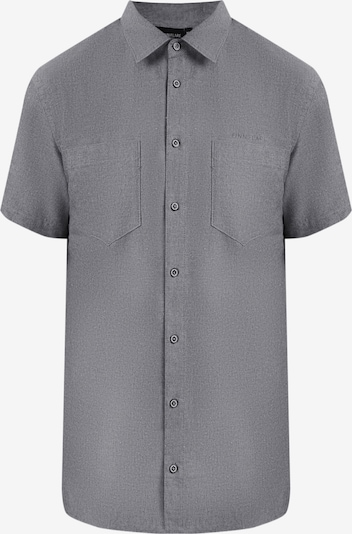 Finn Flare Hemd in taubenblau, Produktansicht