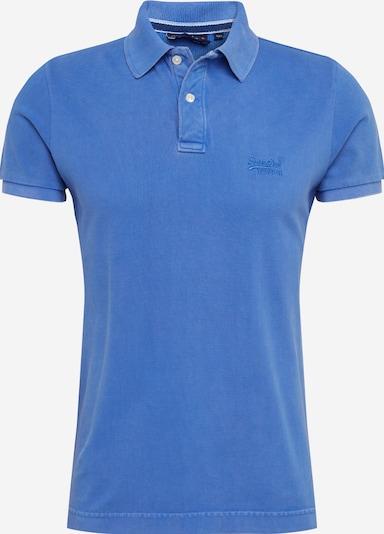 Superdry T-Shirt en bleu roi, Vue avec produit