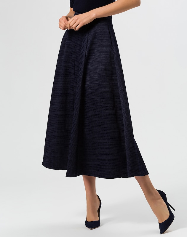 IVY & OAK Rock Midi Circle Skirt