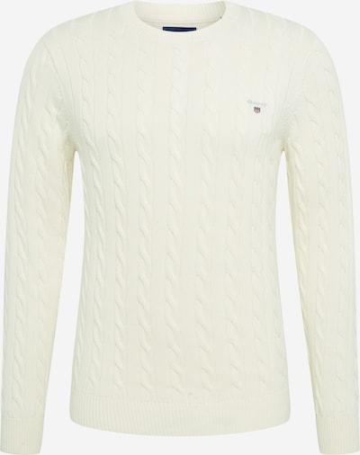 GANT Pullover in offwhite, Produktansicht