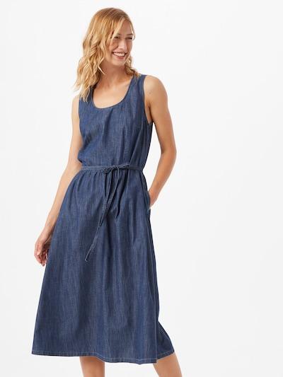 Vasarinė suknelė 'DRESS DENIM' iš ESPRIT , spalva - mėlyna, Modelio vaizdas