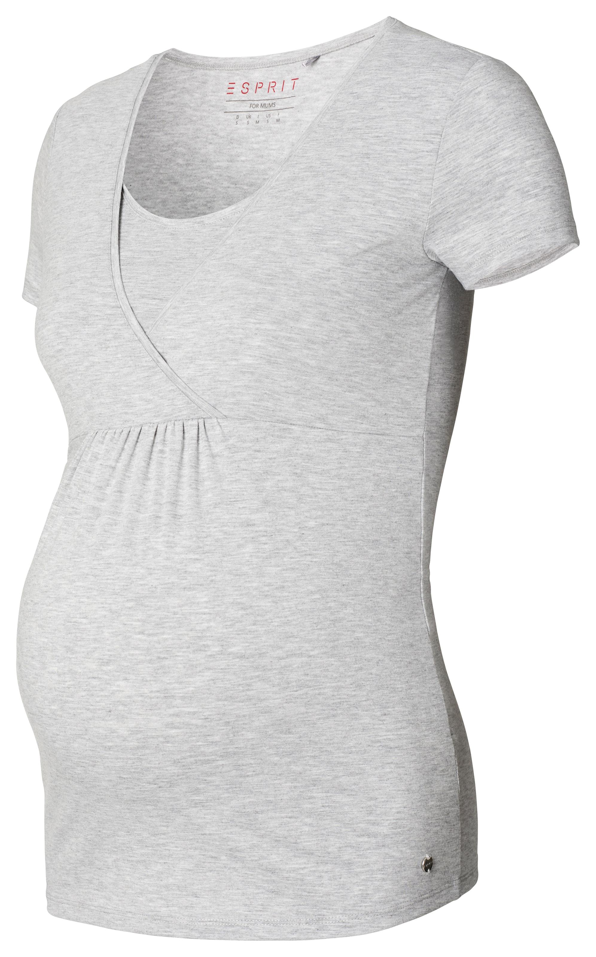 Esprit Still Grau Maternity shirt In rBWdxoeC