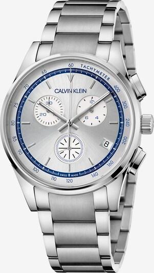 Calvin Klein Analoog horloge in de kleur Blauw / Zilver, Productweergave