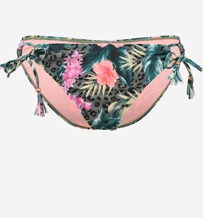 BRUNOTTI Sportowy dół bikini 'Sophias' w kolorze zielony / różowym, Podgląd produktu