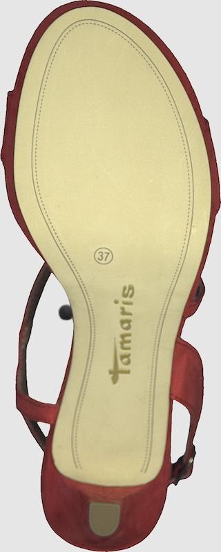 TAMARIS | Sandale 'Sandal asymmetrisch'