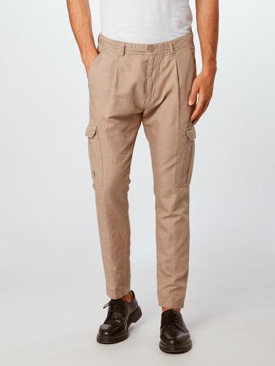 Pantaloni cu buzunare 'LAGO' DRYKORN pe bej, Vizualizare model