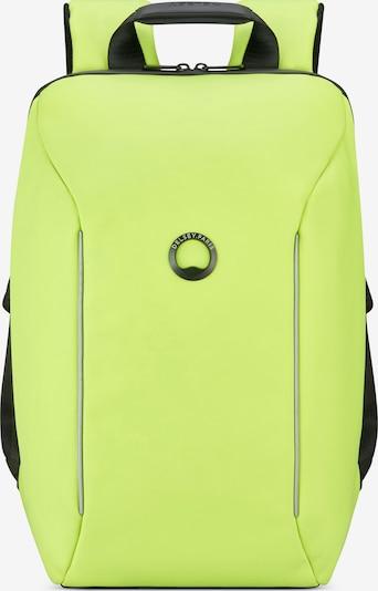 DELSEY Laptoptas in de kleur Neongeel: Vooraanzicht