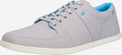 BOXFRESH Sneaker 'SPENCER TEXT AM' in blau / hellgrau, Produktansicht