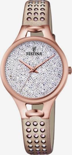 FESTINA Quarzuhr 'Mademoiselle, F20408/1' in rosé, Produktansicht