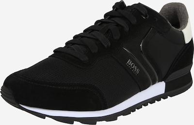 BOSS Låg sneaker 'Parkour_Runn_nymx2' i svart, Produktvy