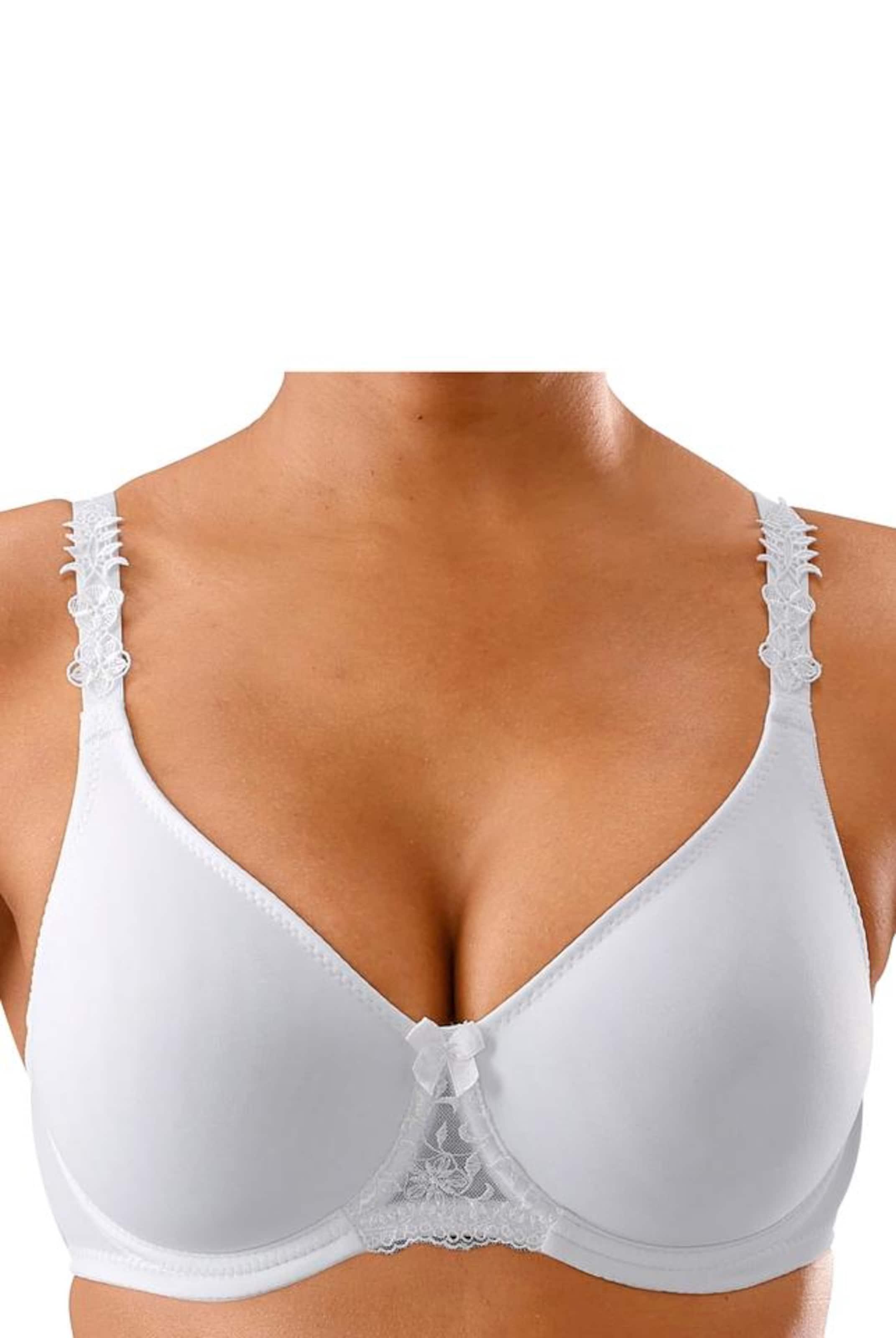 Steckdose Neu Günstig Kaufen Wahl PETITE FLEUR T-Shirt-BH mit Bügel (2 Stück) Billigster Günstiger Preis Geschäft Günstig Online Kaufen Vzh11mqoh