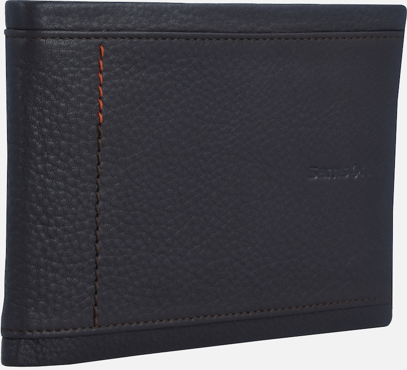 Samsonite Zenith Slg Billfold Wallet Leather 13.5 Cm