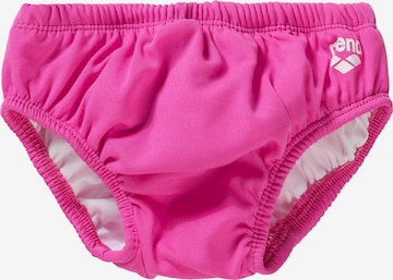 ARENA Windelbadehose in Pink