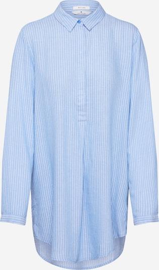 TOM TAILOR Bluse in blau / weiß, Produktansicht