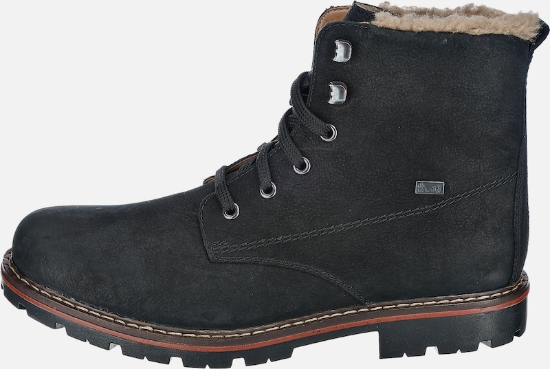 Rieker Boot With Shearling