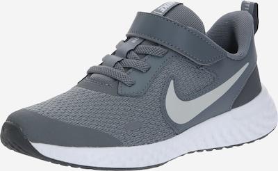 Nike Sportswear Schuhe 'NIKE REVOLUTION 5 (PSV)' in grau / dunkelgrau, Produktansicht