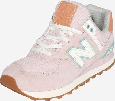 new balance Nizke superge | svetlo modra / roza / bela barva, Prikaz izdelka