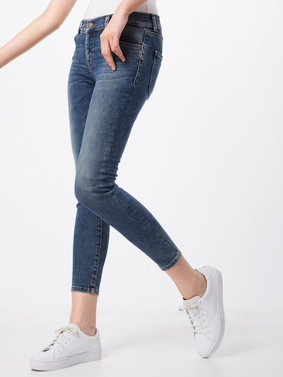 LTB Jeans 'Lonia' in blue denim: Frontalansicht