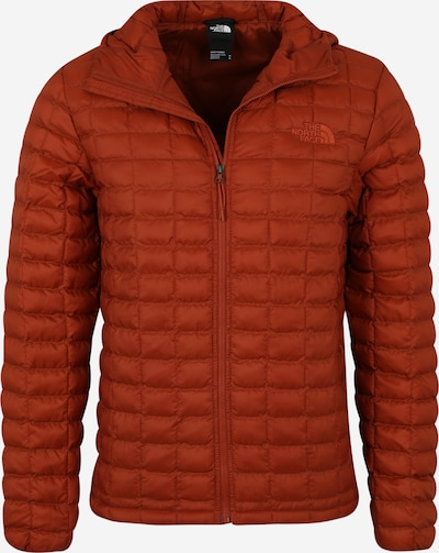 THE NORTH FACE Veste outdoor en rouge, Vue avec produit
