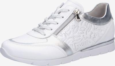 SEMLER Sneakers in silber / weiß, Produktansicht