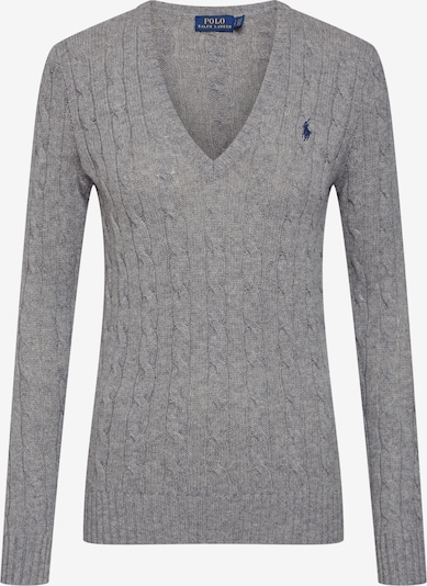 POLO RALPH LAUREN Sweater in blue / grey, Item view