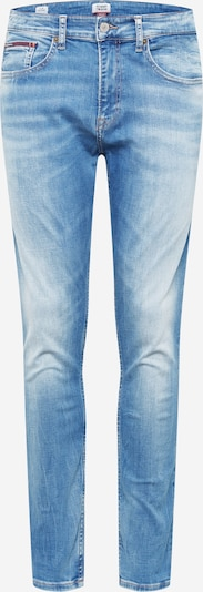 Tommy Jeans Jeans 'AUSTIN' in de kleur Lichtblauw, Productweergave