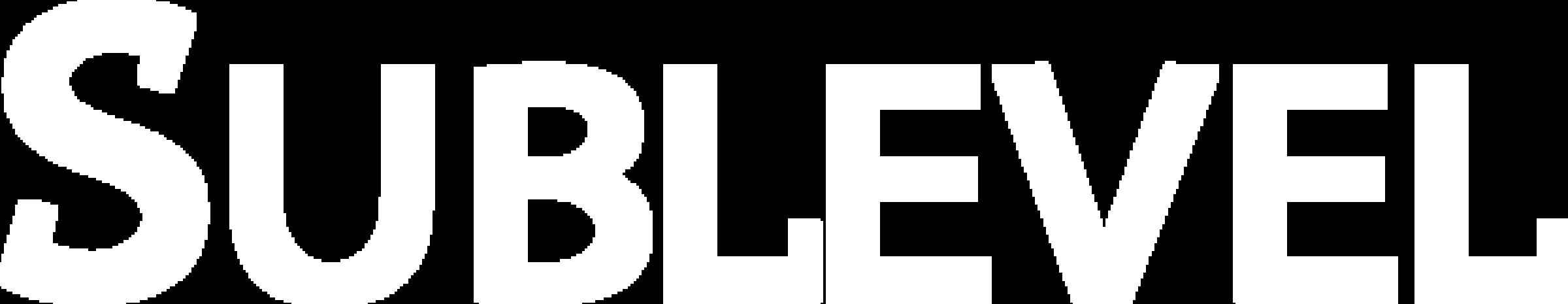 SUBLEVEL Logo